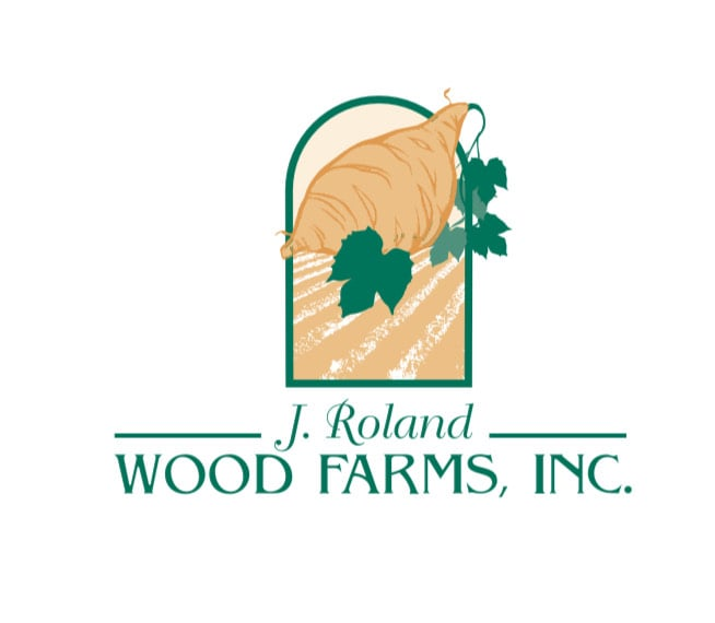 J Roland Wood Farm Logo